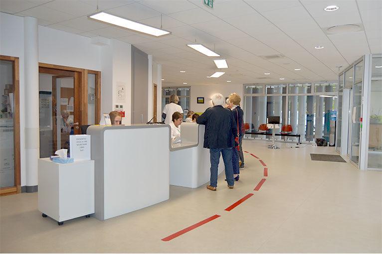 Accueil Centre d'Opthalmologie de la Baie - AVRANCHES (50)