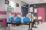 Salle d'attente Clinique Ophtalmologique Avranches